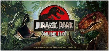 Jurassic Park online slot oyunu oyna