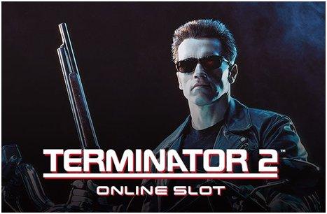 Terminatör 2 Online Slot Oyunu