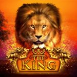 The King online slot oyunu