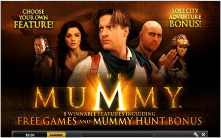 Mumya online slot oyunu oyna