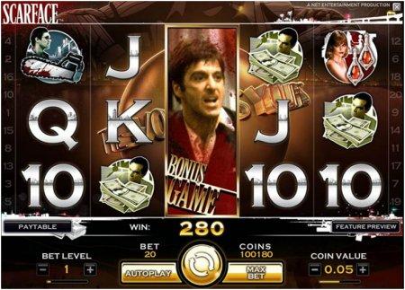 Scarface Slot oyunu oyna